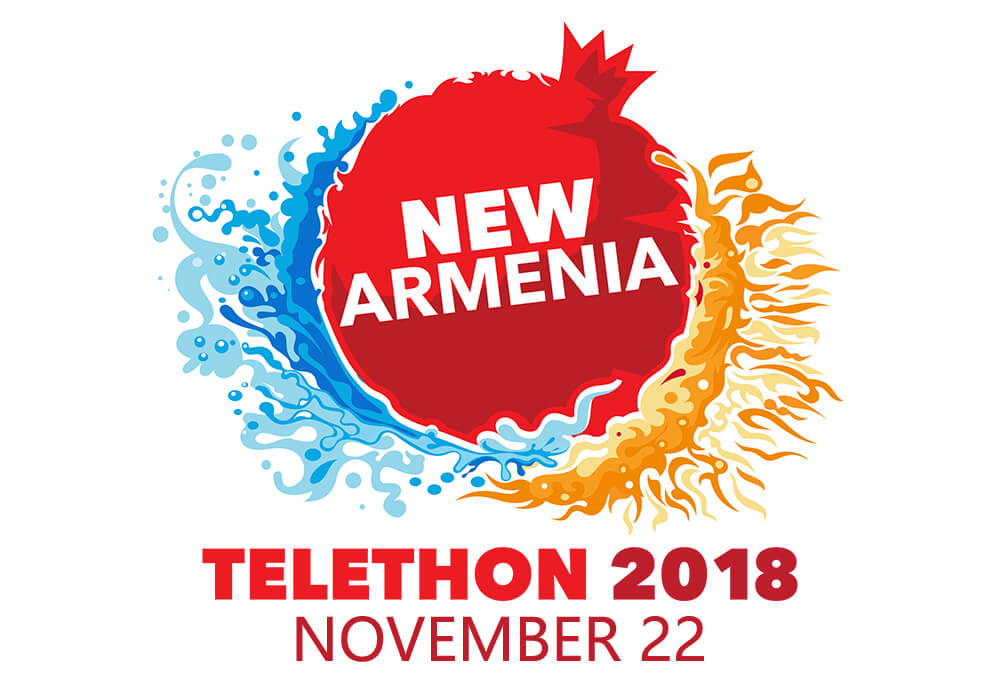 Armenia Fund Telethon2018 ԵՌԱԿ